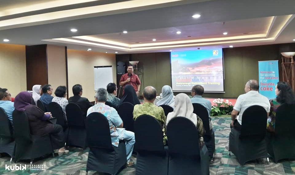 Training Persiapan Pensiun di PT Pama Persada Nusantara