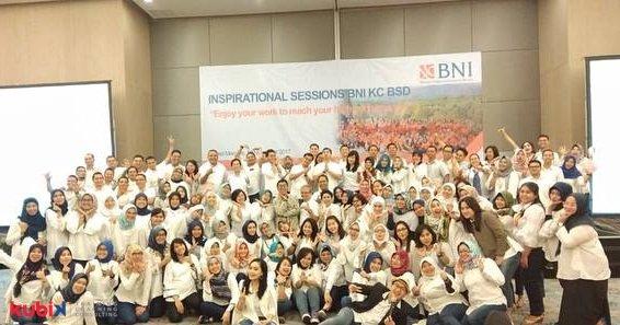 Seminar dan Pelatihan di PT Bank Negara Indonesia (BNI)