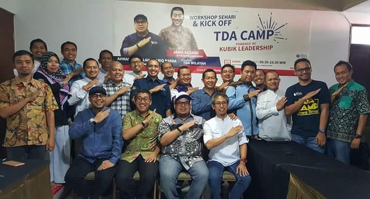 Leadership Camp Untuk Pelaku UKM