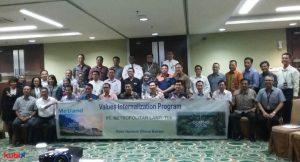 Workshop Internalisasi Value di PT Metropolitan Land (Metland)