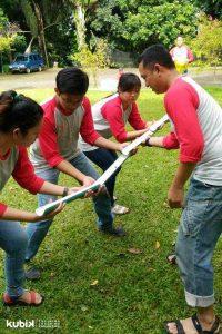Team Building Training di PT SGMW Motor Indonesia