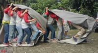 Team Building Training di PT SGMW Motor Indonesia