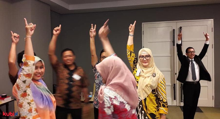 Leadership Training di Chasan Rusdi Group