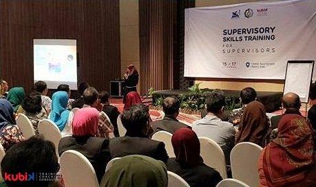 Supervisory Skills Training di Institut Teknologi Sepuluh Nopember