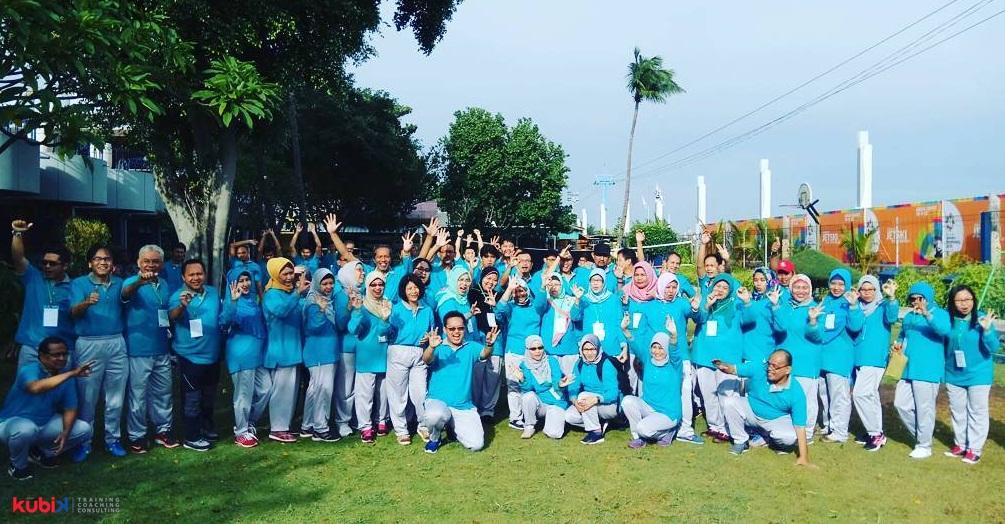 Pelatihan Character Building untuk Politeknik Negeri Jakarta