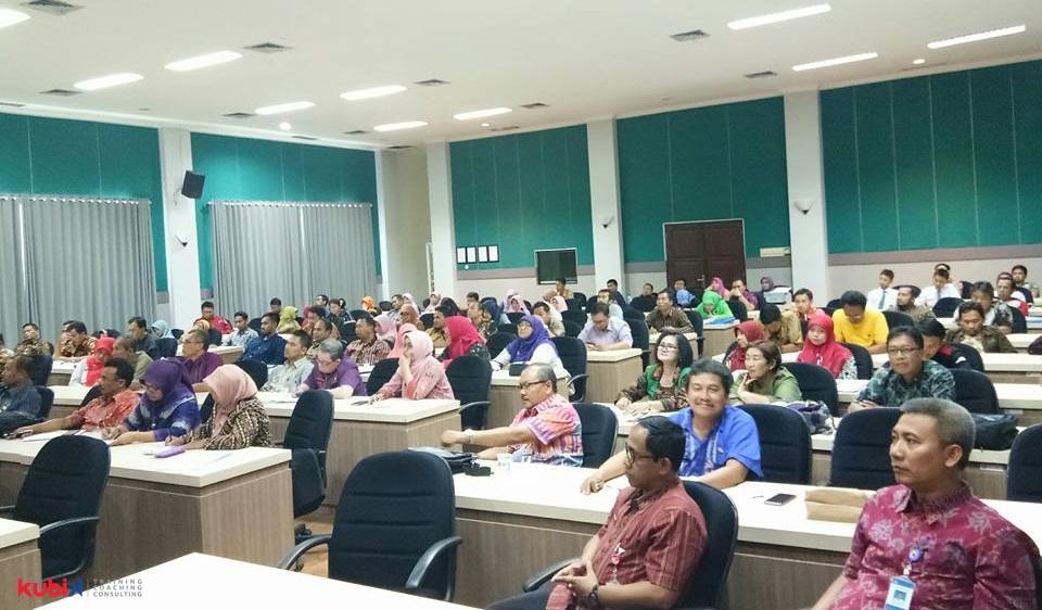 Seminar Motivasi di Lembaga Pengembangan Dan Pemberdayaan Kepala Sekolah