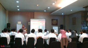 Leadership Training di PT Angsa Emas Perdana