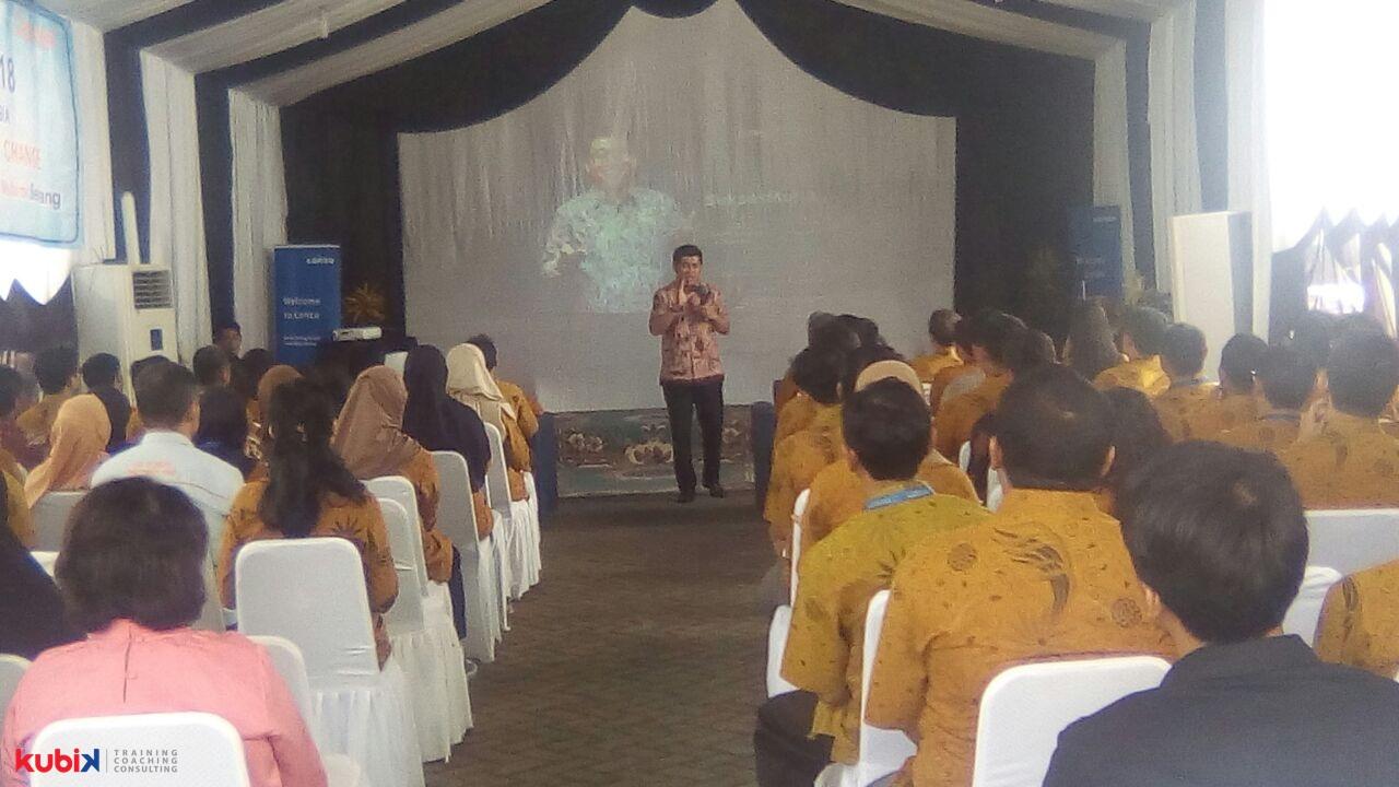 Seminar Motivasi di PT Capsugel Indonesia