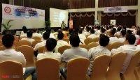 Seminar Motivasi di PT Tempo Scan Pacific, Tbk