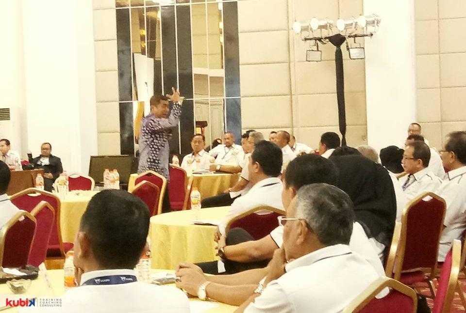 Seminar Motivasi di PT ASABRI (Persero)