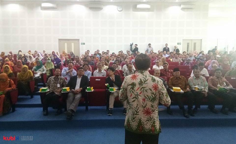 Seminar Motivasi di Universitas Muhamadiyah Yogyakarta